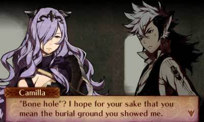 Insanity's Solace: Ghost's Arcade: Fire Emblem Fates