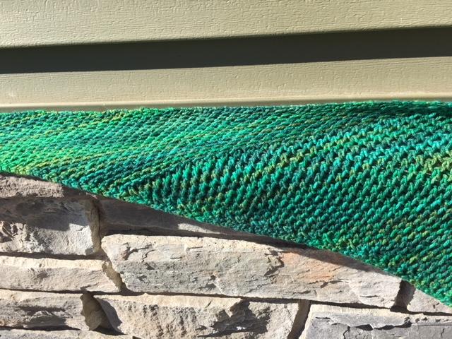 Kriskrafter Atilla Scarf Free Knitting Pattern