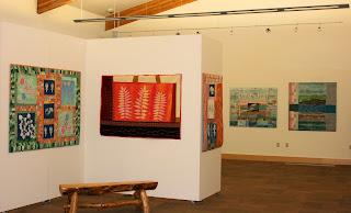 Flora, Fauna and Flow, exhibit by Sue Reno, image 4