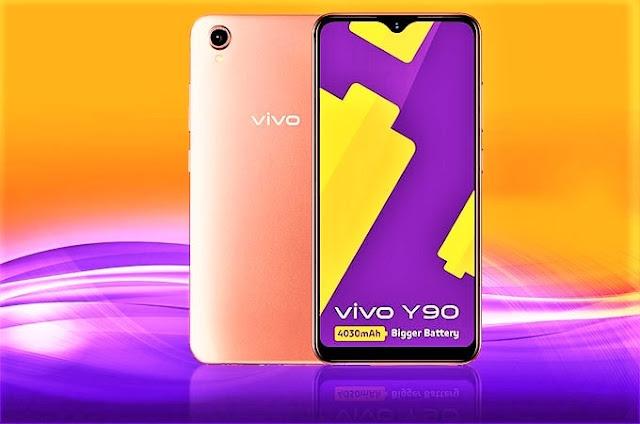Vivo Y90 Smartphone Image