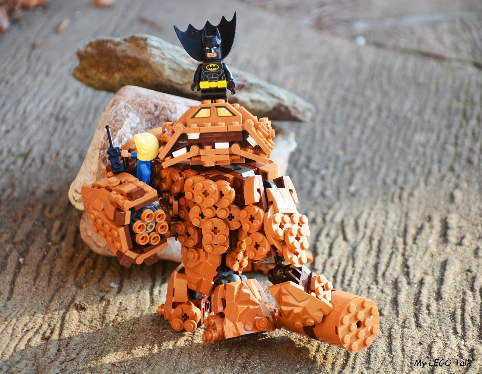 Set 70904 - The LEGO Batman Movie, Clayface Splat Attack ...