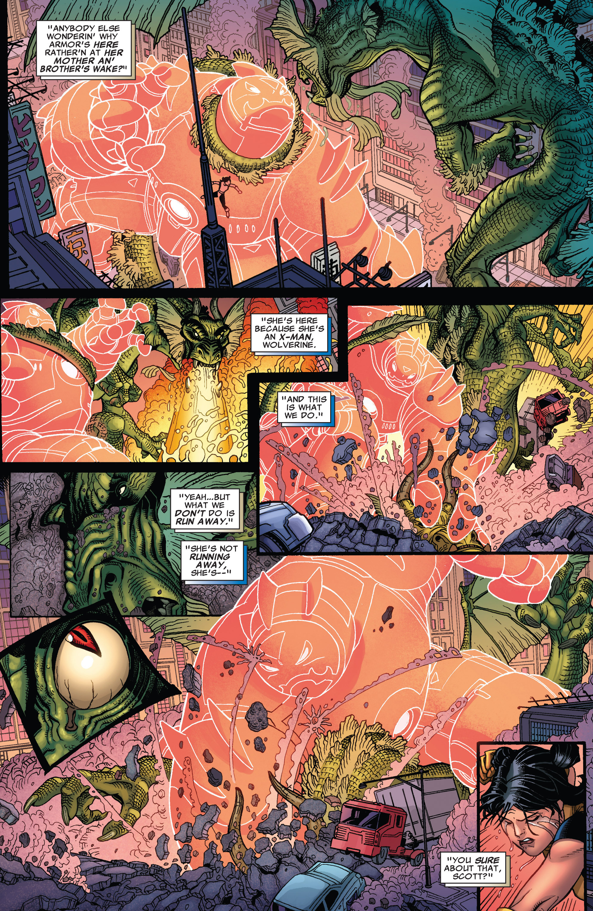 Read online Astonishing X-Men (2004) comic -  Issue #39 - 5