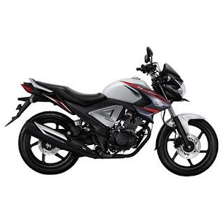 Sepeda Motor Honda Mega Pro FI 4