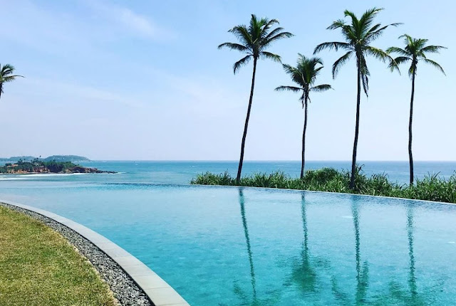 Commentaire: Hôtel Cape Weligama, Sri Lanka (Sukabumi Natural Stone)
