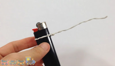 DIY matches gun simple and fast 1