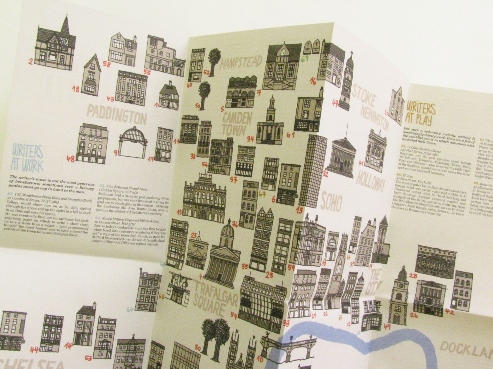 lik   neon     JUST IN    ILLUSTRATED POCKET CITY GUIDE MAPS FROM      Writing London  map  designed   illustrated by Thibaud Heren         MID SUMMER SALE CONTINUES IN STORE