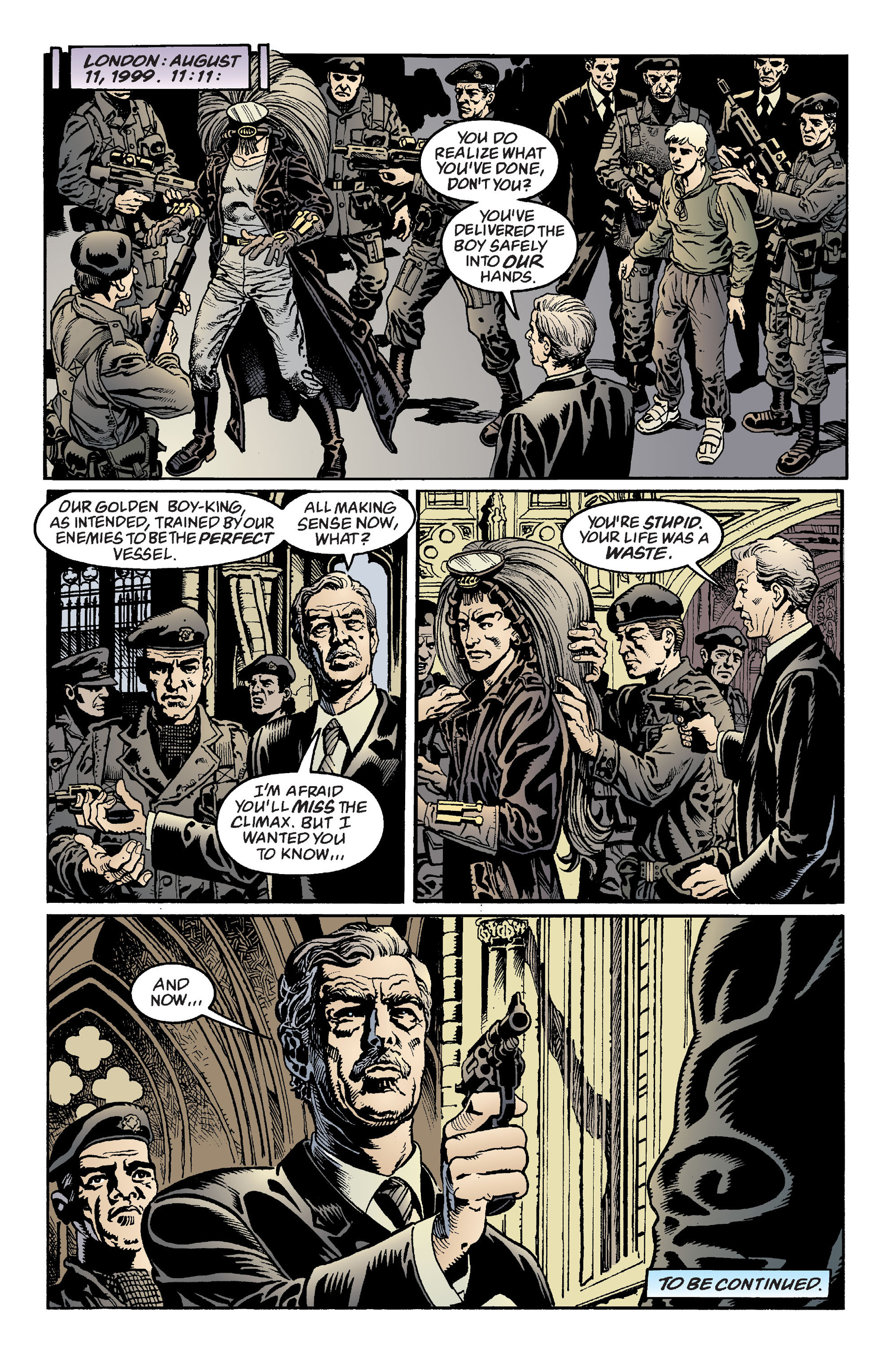 The Invisibles (1999) issue 3 - Page 22
