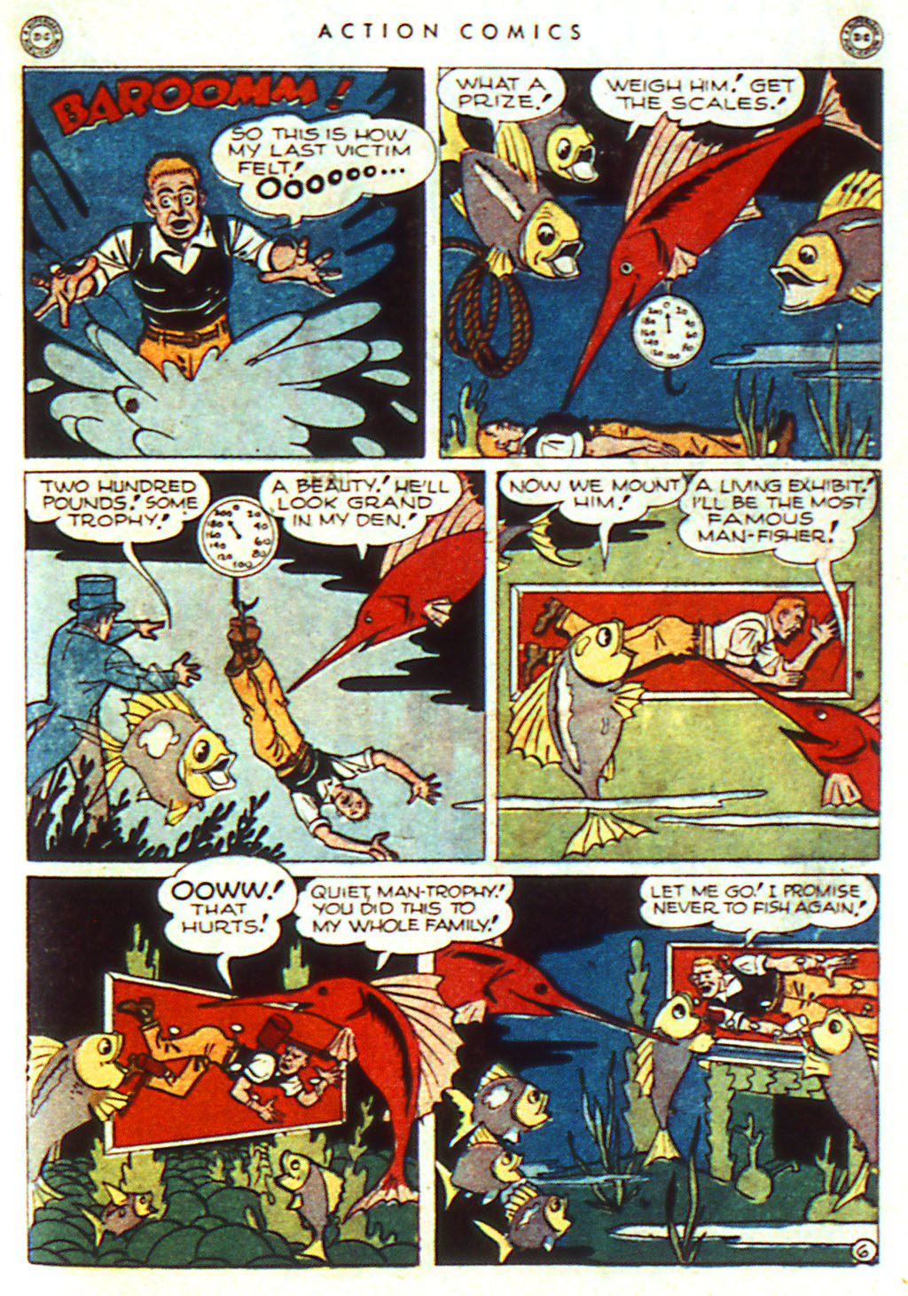 Read online Action Comics (1938) comic -  Issue #98 - 27