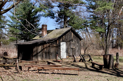 """""""The Shack,"""" a converted chicken coop"""