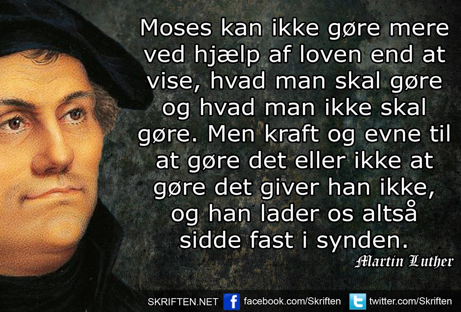 luther citater Nyhedsklip og Artikler: Citat af Martin Luther. luther citater