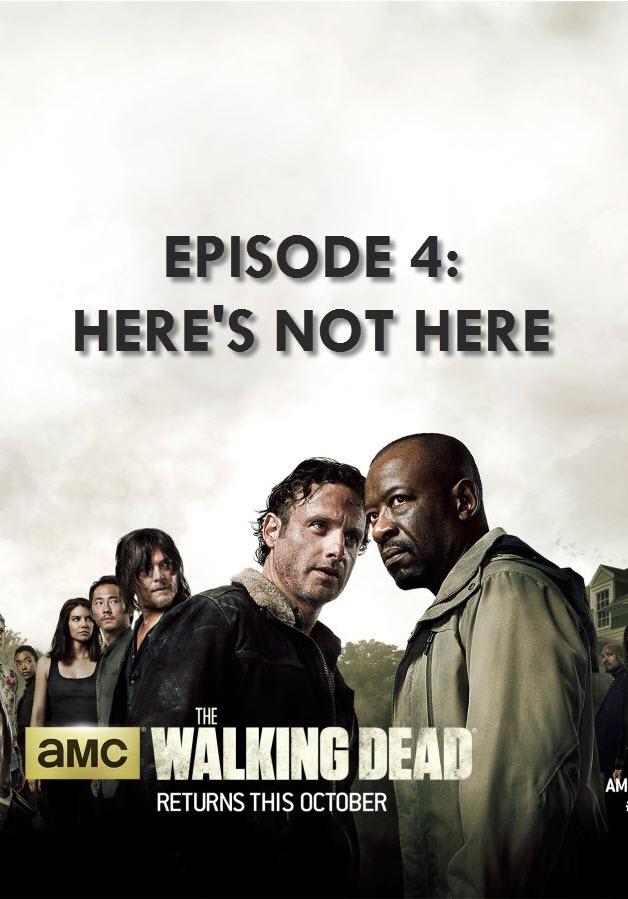 The walking dead season 4 episode 5 subtitles danish
