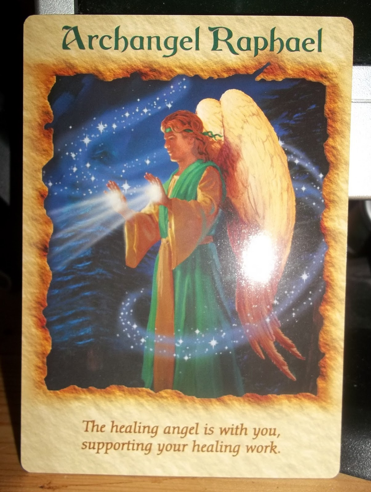 Angel Therapy Oracle Cards Doreen Virtue: Tarot Wonderland: New Decks! -- Doreen Virtue's Angel