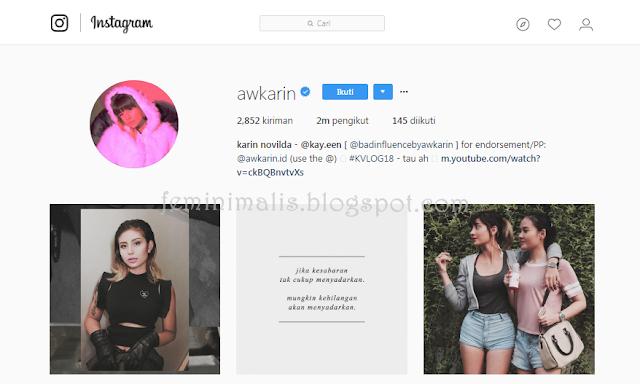Mau Endorse Awkarin, Anya Geraldine, dkk Kontak baru Eks Talent TAKIS, Cek Disini!