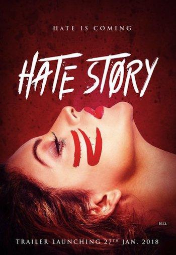 Hate Story 4 2018 Hindi 300mb Movie Download