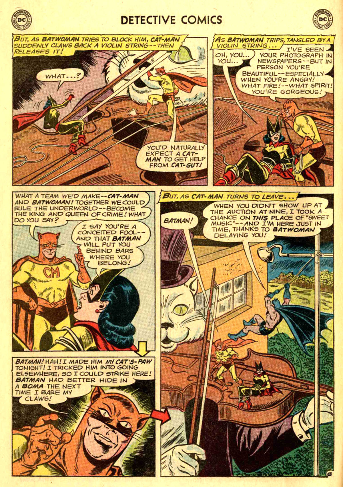 Detective Comics (1937) 311 Page 9
