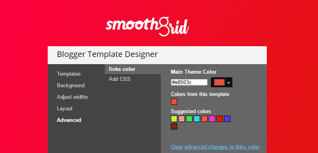 Smooth Grid unlimited colors options