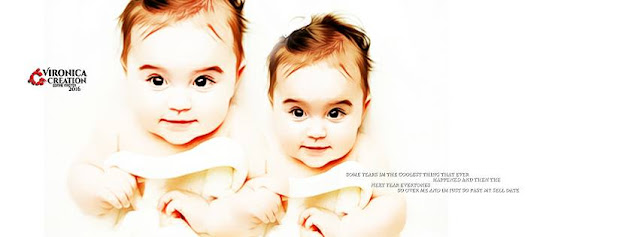 baby faceboook timeline cover photo