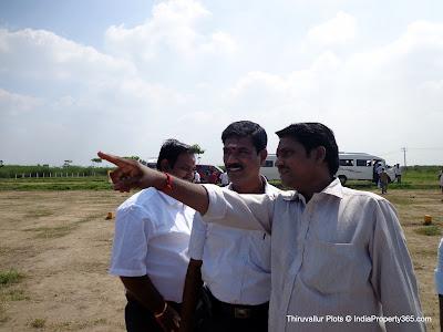 Thiruvallur Plots - Gomathi Amman Nagar - Image #26