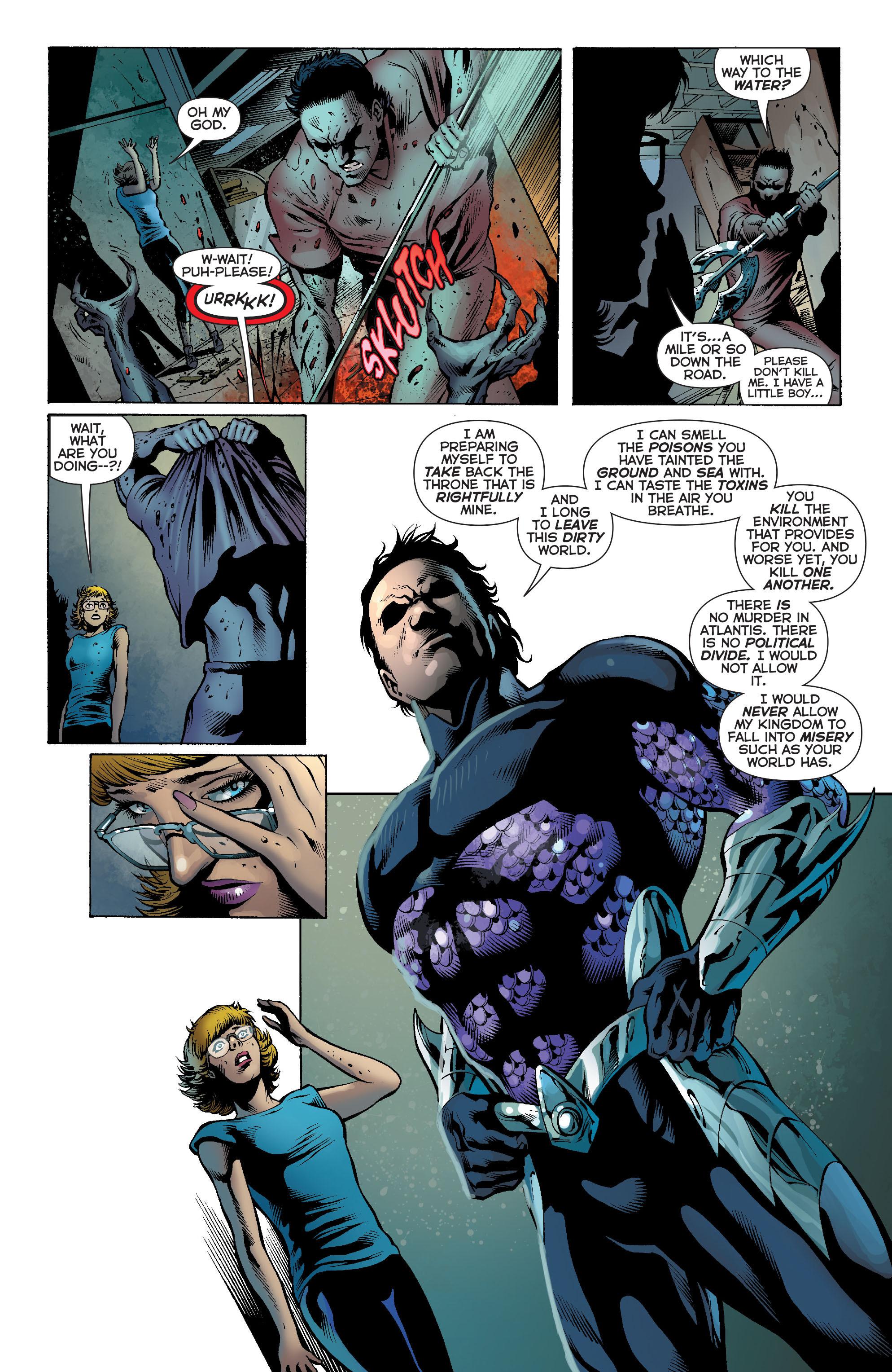 Read online Aquaman (2011) comic -  Issue #23.2 - 15