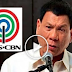 "Duterte - ""ABS-CBN, Inestafa Ako Niyan"""