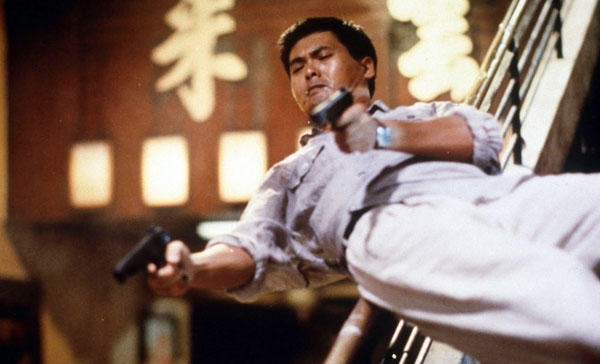 Review: HARD-BOILED 辣手神探 (1992)