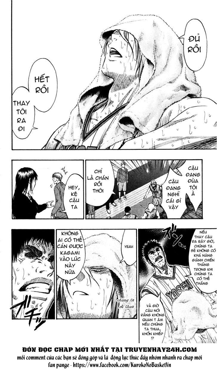 Kuroko No Basket chap 165 trang 14