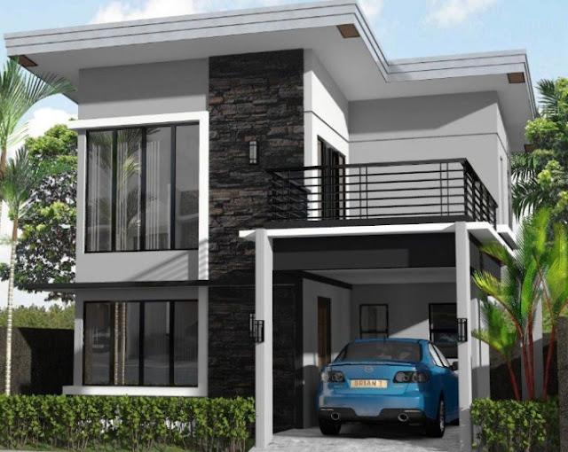 rumah kost sederhana tapi menawan