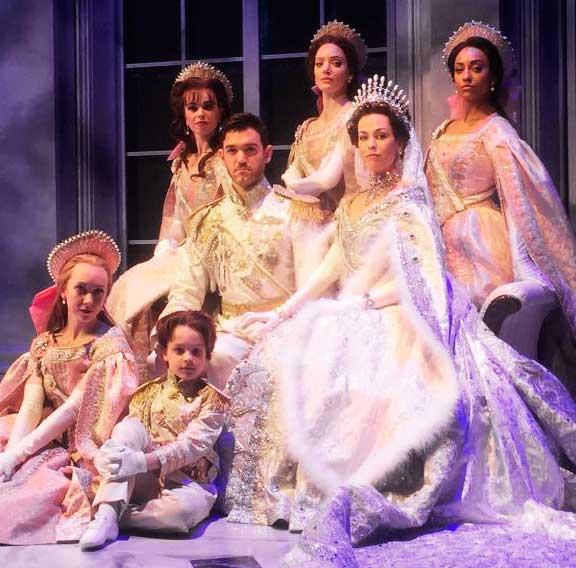 Familia Romanov Musical