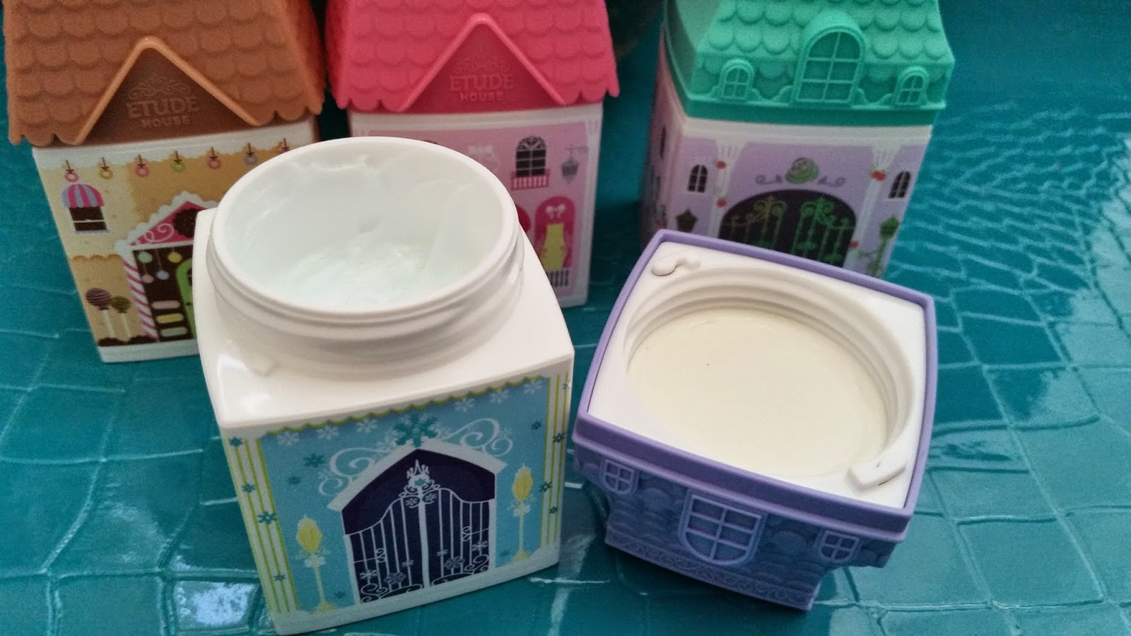 Etude House My Castle Hand Cream Ice Frozen