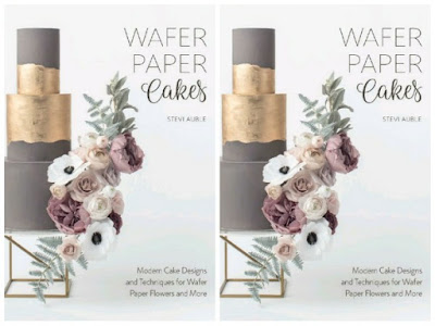 Download ebook WAFER PAPER CAKES : Modern Cake Designs and Techniques for Wafer Paper Flowers and More