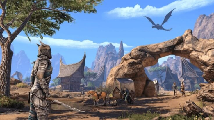 The Elder Scrolls Online: Elsweyr New Expansion Is Coming On June 4th