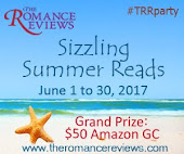 The Romance Reviews Sizzling Summer Reads 2017