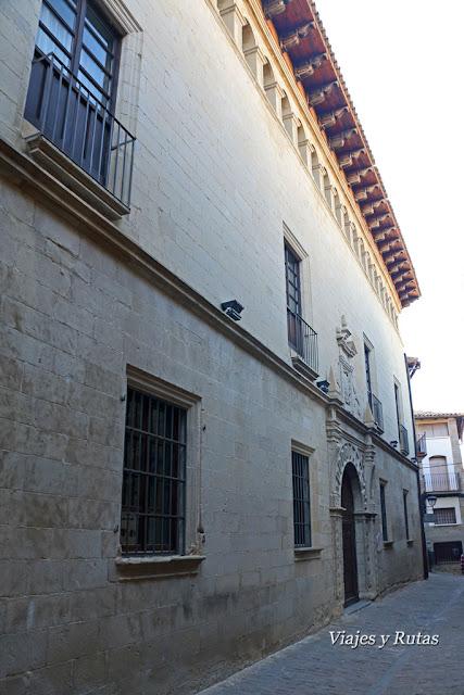 Palacio de los Español de Niño, Sos del Rey Católico
