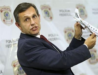 Queda de avião de Eduardo Campos: delegado da PF pede arquivamento