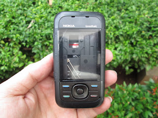 Casing Nokia 5300 XpressMusic Fullset