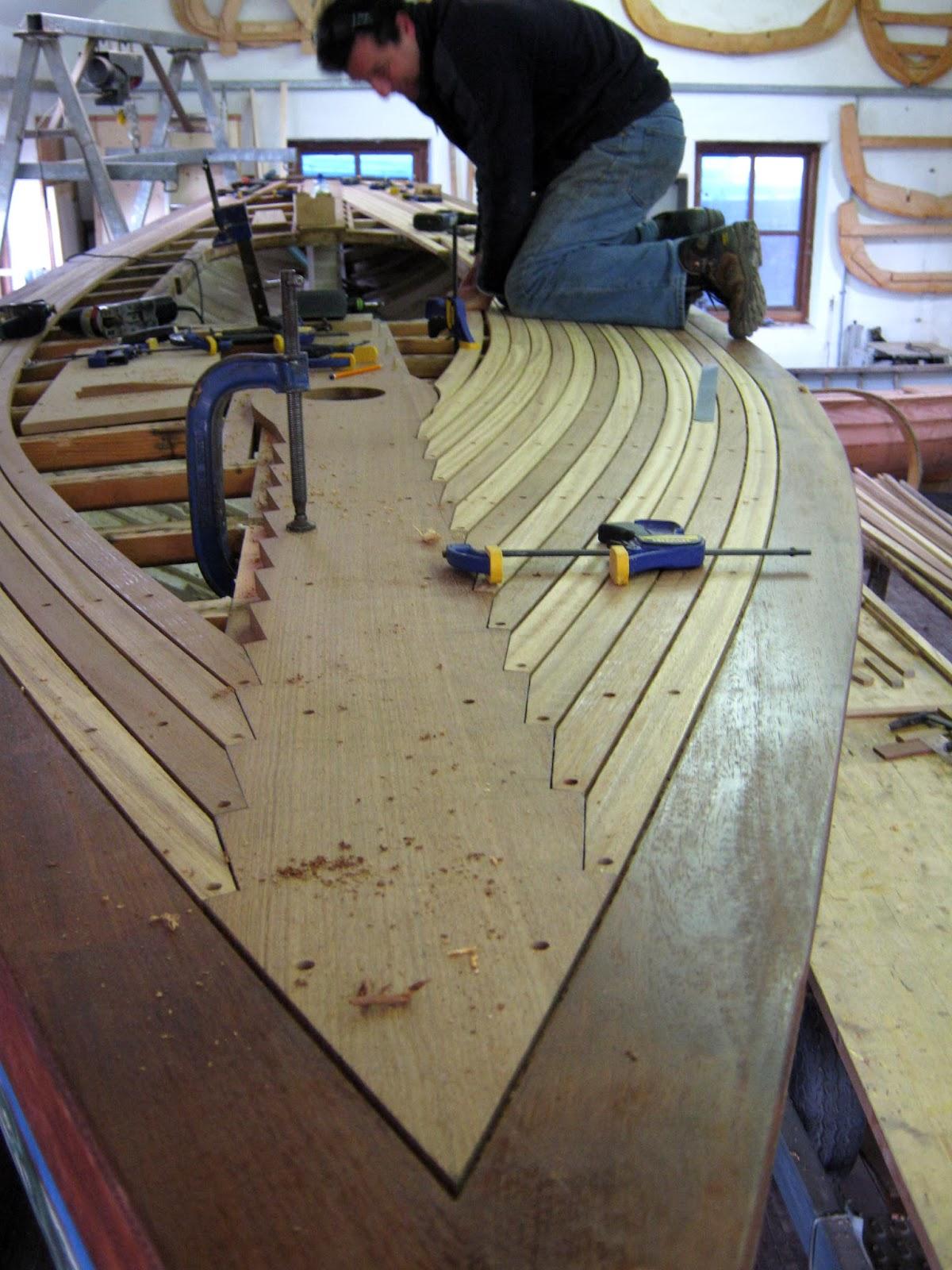 Traditional Boatbuilding Skills