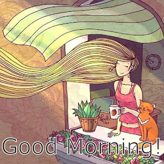 cute good morning cards for her
