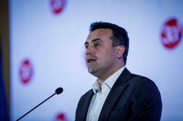 Ζάεφ: H Ελλάδα να πει αν ομιλείται «μακεδονική» γλώσσα στο έδαφός της