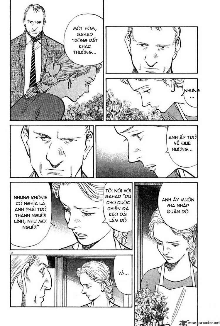 Pluto chapter 41 trang 14