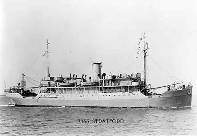 USS Stratford, 22 October 1941 worldwartwo.filminspector.com