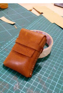 dompet kulit hand made