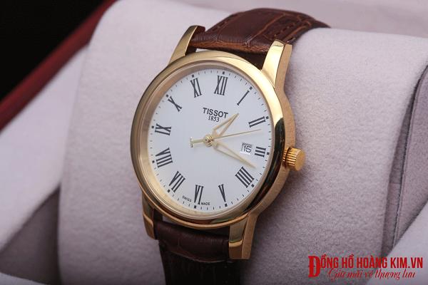 đồng hồ tissot nam chính hãng giá rẻ