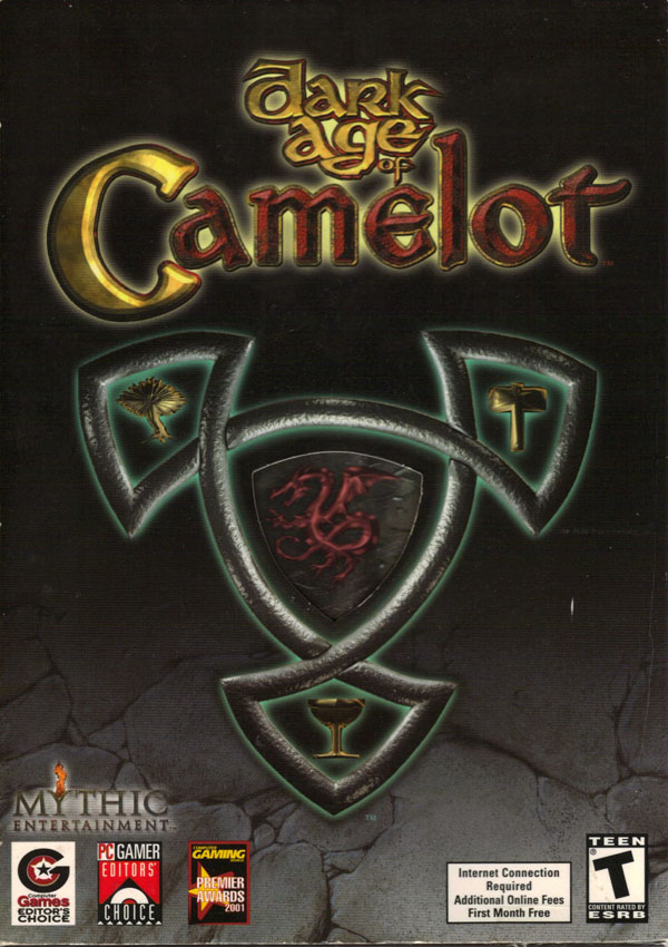 Dark Age of Camelot Download Cover Free Game