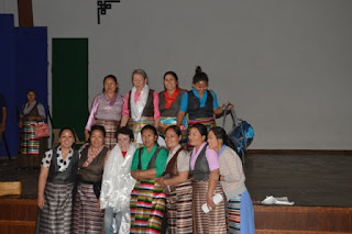 tcv chauntra WORKSHOP FOR THE HOME MOTHERS ON NUTRITION