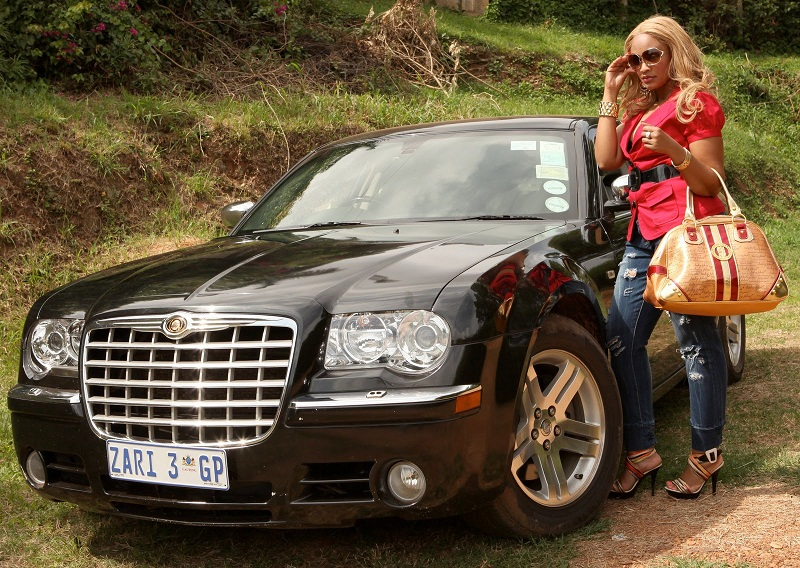 Image result for zari hassan car