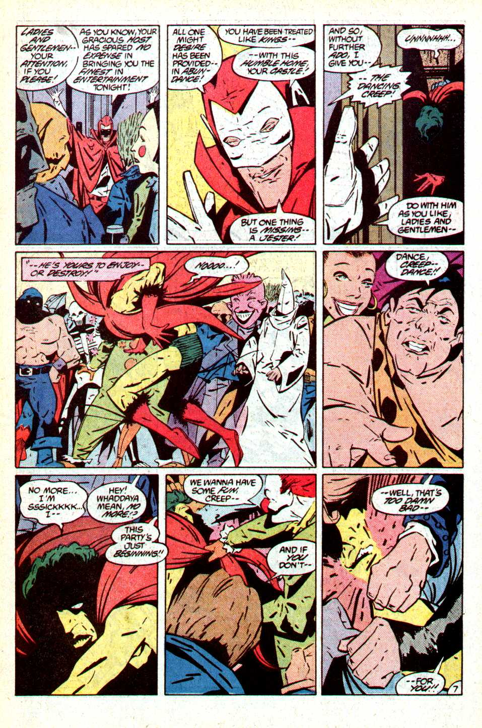 Read online Secret Origins (1986) comic -  Issue #18 - 8