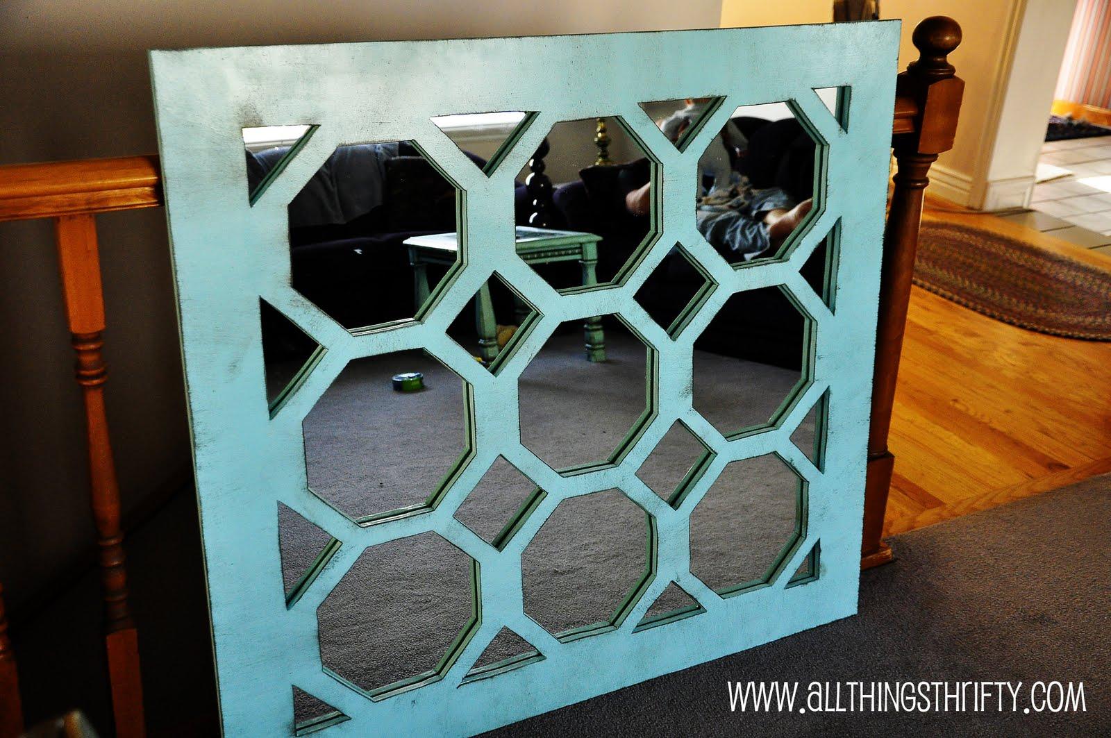 DIY mirror project