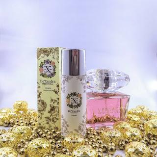 Versace,Bright Crystal,Dexandra,Perfume