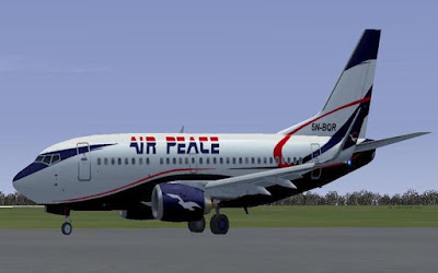 Air Peace Flight Returns To Base Over False Smoke Alarm, NCAA Renews Licence