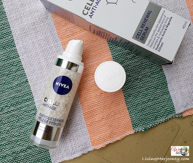 NIVEA Cellular Anti-Age Volume Filling Pearls
